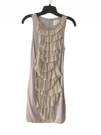 Philip Lim Ruffle Dress