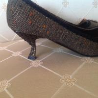 Prada kitten pumps with embellishments Angle6