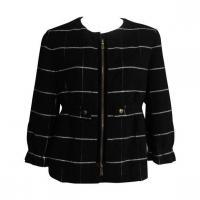 YSL Edition 24 cropped wool jacket