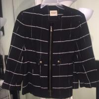 YSL Edition 24 cropped wool jacket Angle2
