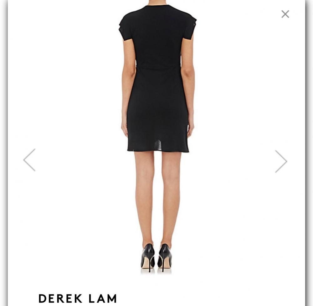 Derek Lam crepe dress