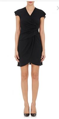 Derek Lam crepe dress Angle4