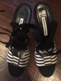 Gently Loved Manolo Blahnik Heels