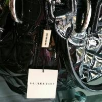Burberry quilted bag Angle3
