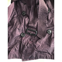 Burberry Jacket/Coat in Violet Angle3