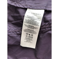 Burberry Jacket/Coat in Violet Angle5