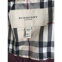 Burberry Jacket/Coat in Violet Angle6