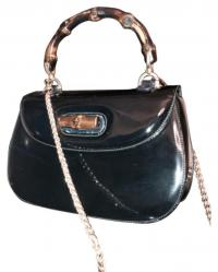 Bamboo Top-handle 254884 Shoulder Bag