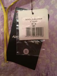 Antik Batik Silk Dress New with Tags Angle4