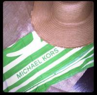 Michael Kors sarong