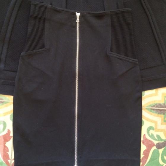 Alexander Wang pencil skirt