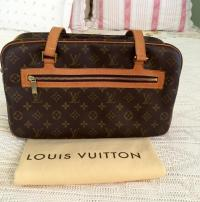 Authentic LV Cite GM bag