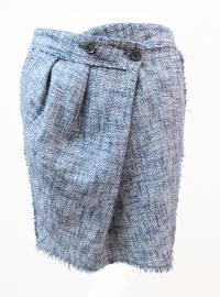 MCQ wrap skirt Angle1