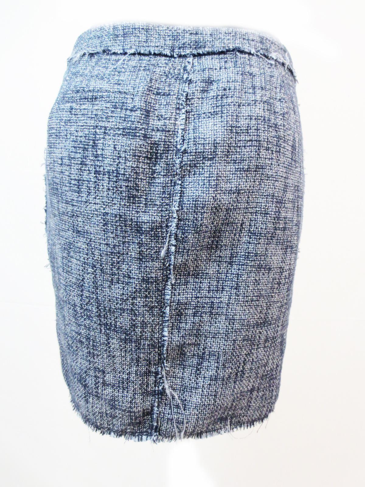 MCQ wrap skirt