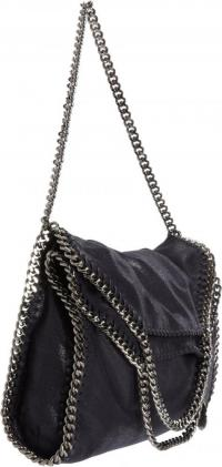 Stella McCartney Falabella 3 chain largest tote Angle5