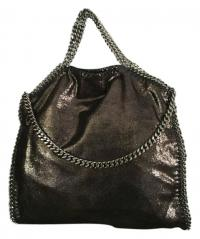 Stella McCartney Falabella 3 chain largest tote Angle1