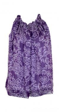Diane von Furstenberg Coralie Floral Silk Top