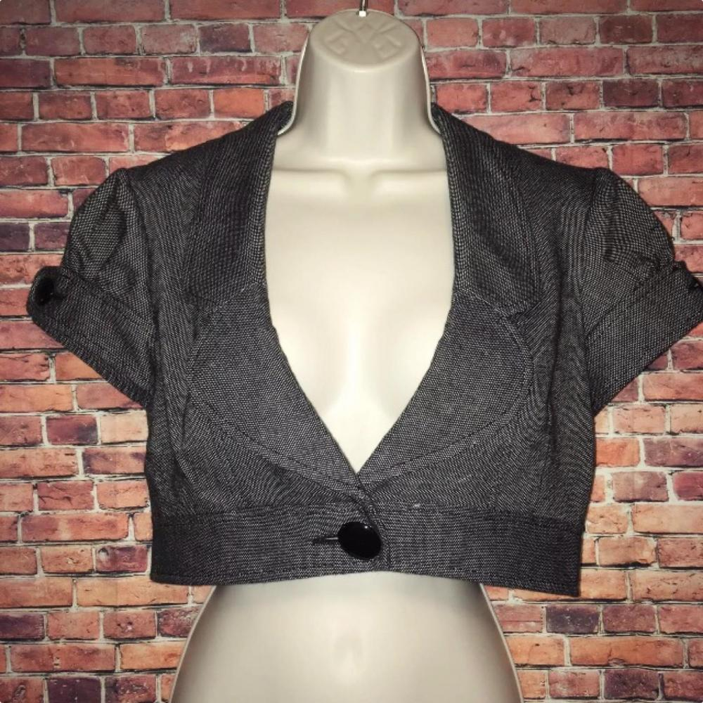 Nanette Lepore  Cropped Top