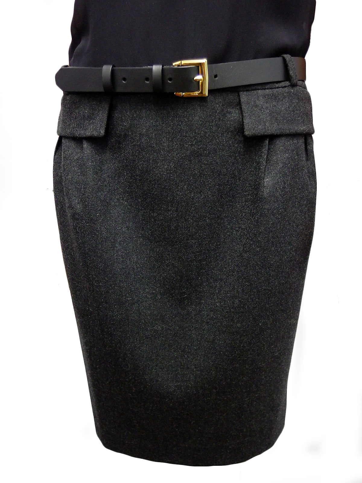 Belted Gucci Dress