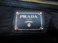 Nylon Fatigue Prada Tote Angle2