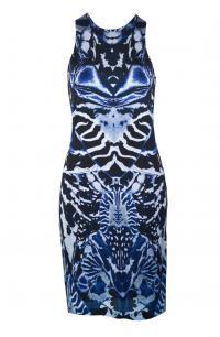 Blue print MCQ Dress Angle1