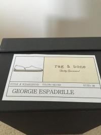 Rag and Bone espadrille  Angle3