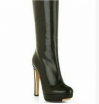 Herver leger boot by Max Azria  (BARLETTD)