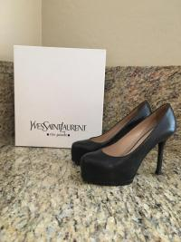 Yves Saint Laurent - Size 35 - Black Angle3