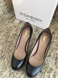 Yves Saint Laurent - Size 35 - Black Angle2