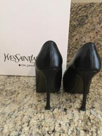 Yves Saint Laurent - Size 35 - Black Angle4