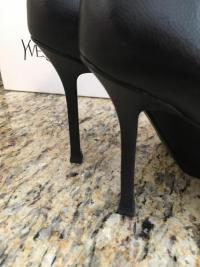 Yves Saint Laurent - Size 35 - Black Angle5