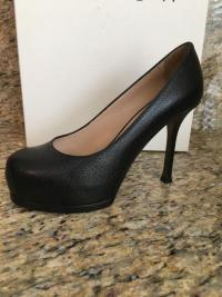 Yves Saint Laurent - Size 35 - Black Angle6