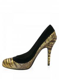 Gorgeous Christian Dior Pumps Angle4