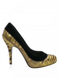 Gorgeous Christian Dior Pumps Angle5