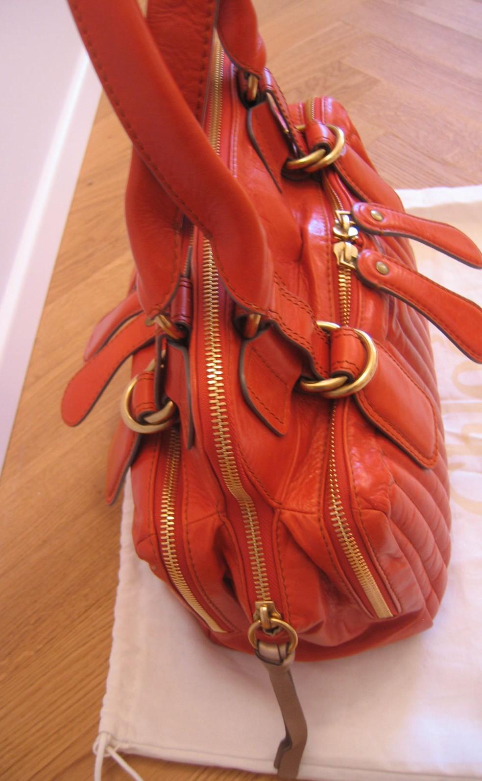 Chloe Racer bag