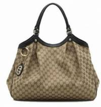 GUCCI SUKEY SHOULDER BAG TOTE Angle1