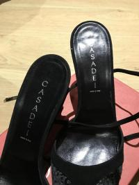 Gorgeous Casadei Shoes size 10 Angle2