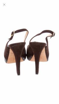 Sling Back Sandal Angle3