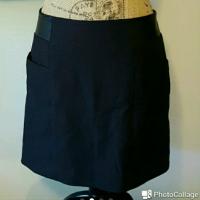 Like new Black Rag and Bone mini skirt Angle2