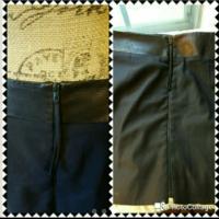 Like new Black Rag and Bone mini skirt Angle3