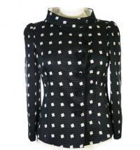 Polka Dot Armani Collezioni jacket