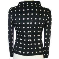Polka Dot Armani Collezioni jacket Angle2