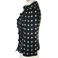 Polka Dot Armani Collezioni jacket Angle4