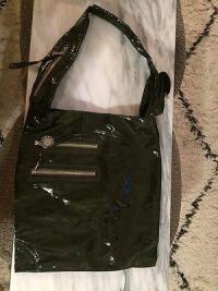 Stella McCartney Shoulder Bag w/Multiple Pockets Angle2