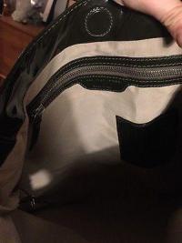 Stella McCartney Shoulder Bag w/Multiple Pockets Angle3