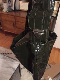 Stella McCartney Shoulder Bag w/Multiple Pockets Angle4