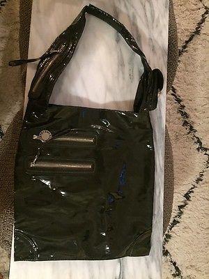 Stella McCartney Shoulder Bag w/Multiple Pockets