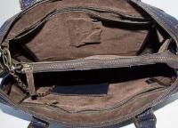 Stella McCartney Purple Vegan Leather Tote Angle5