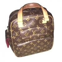 Louis Vuitton Velvet Handbag