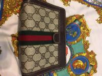 Gucci Vintage Clutch/Makep Bag Excelent Condition